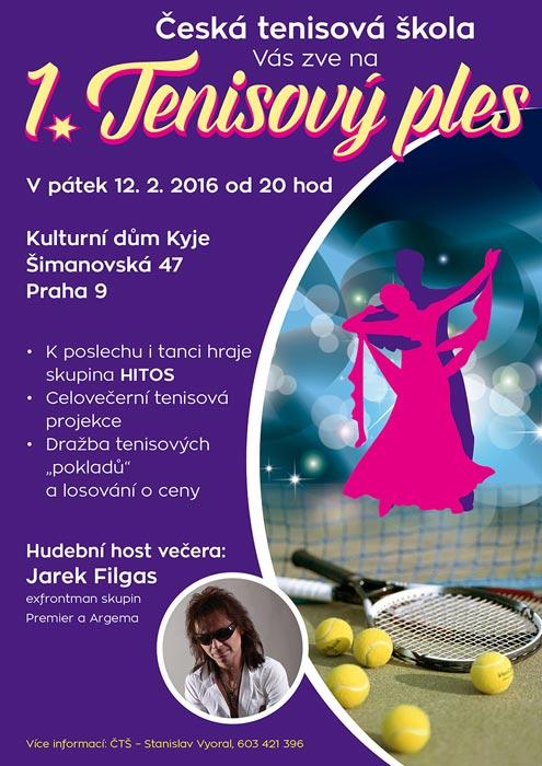 1. tenisový ples